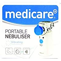 Medicare Portabel Vernebler mit Vibrierend Netz Technologie preisvergleich bei billige-tabletten.eu