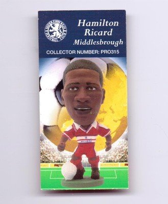 corinthian-collector-football-card-middlesbrough-hamilton-ricard-pro315