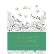 Millie Marotta 2017 Diary: Featuring Illustrations from Wild Savannah (Colouring Books)