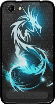 MOBILINNOV Archos 40 Power Dragon Electric Silikon Hülle Handyhülle Schutzhülle - Zubehor Etui Smartphone Archos 40 Power Accessoires
