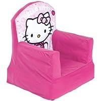 Preisvergleich für Worlds Apart 280HEK01 Hello Kitty Aufblasbarer Kindersessel