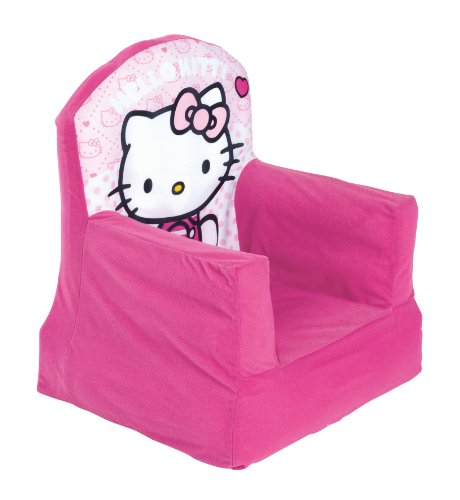 Worlds Apart 280HEK01 Siège pour enfant gonflable Hello Kitty