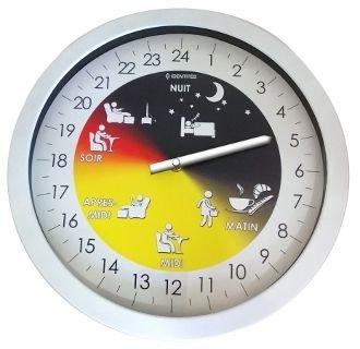 Zoom IMG-1 identites orologio memo alzheimer 24