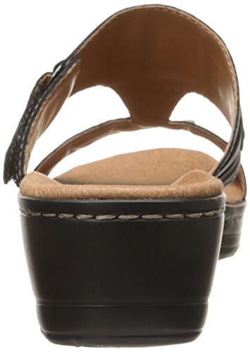 Clarks Hayla giovane Dress Sandal Black