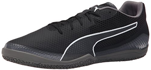 Puma Invicto Frische Sneaker Black/White/Steel Gray