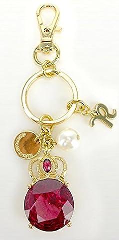 Uta no Prince sama Acrylic Stone Keychain Ranmaru Kurosaki From Japan New