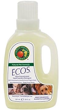Seco Earth Friendly Products Petastic ECOS Pet Laundry Detergent