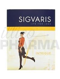 Sigvaris Intrigue Bas autofix - Encre, Taille XL - Long