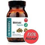 Bibhitaki Organic Capsules de DR WAKDE (Terminalia belerica) I LIVRAISON GRATUITE