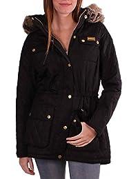 Barbour Abbigliamento Donna cappotti Amazon it e Giacche POqwX5YX