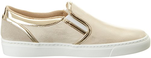 Bogner Damen New Salzburg 6e Slipper Gold (Platinum)