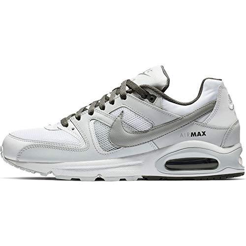 Nike Air Max 270 AH8050 013 Oil GreyHabanero RedBlack Men's Running Shoes 8.0