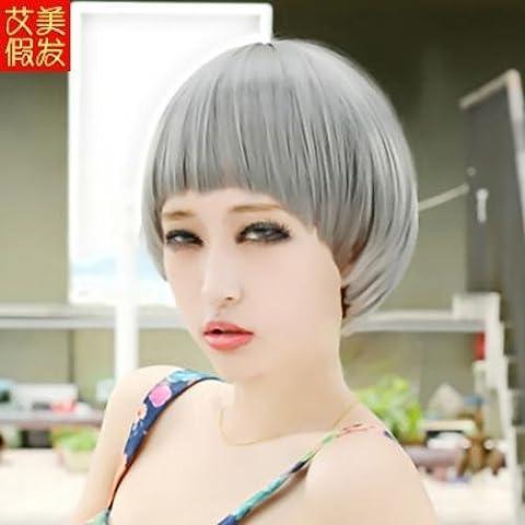 Neon Genesis Evangelion Asuka Langley vent vent cosplay perruque + filet de perruque (japon d'importation)