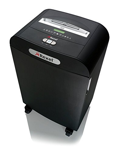 Deals For Rexel Mercury RDX2070 Cross Cut Paper Shredder 20 Sheets Featuring Jam Free Technology on Line