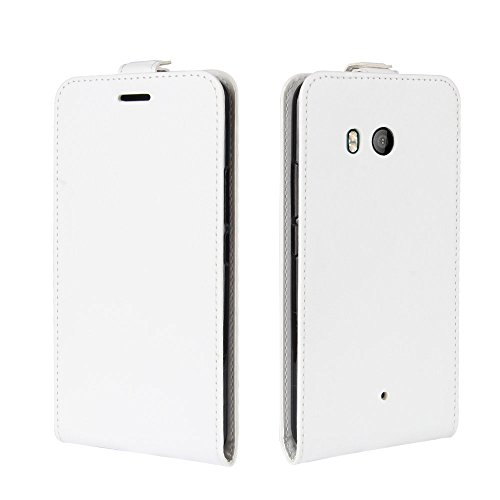 Casefirst HTC U11 Skin Protective Skin Protective Skin Double Layer Bumper Shell Shockproof Impact Defender Protective Case Skin for HTC U11, White Htc Touch Defender Case
