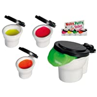 Great Gifts For Everyone Supreme gift present. Plenty to do with putty. Pack of 2 Noisy toilet slime