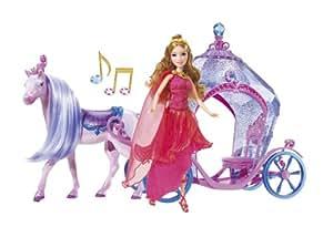 Mattel n3932 barbie accessoires poup e cal che - Caleche barbie ...