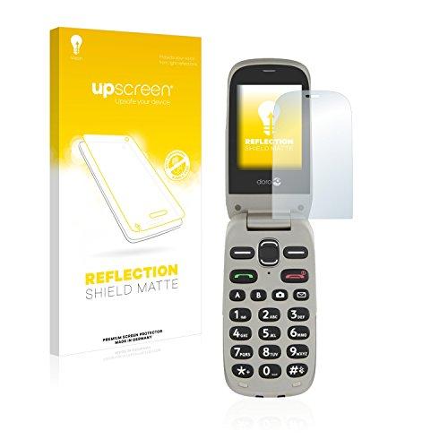 upscreen Matt Schutzfolie für Doro PhoneEasy 632 – Entspiegelt, Anti-Reflex, Anti-Fingerprint