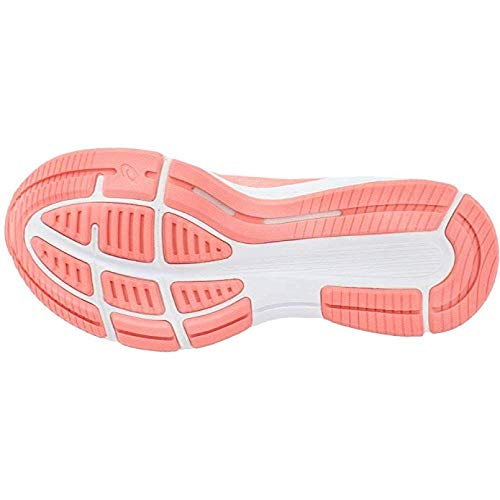 Asics Unisex-Kind Roadhawk FF GS Schuhe, 37 EU, Begonia Pink/Pink Glo/White