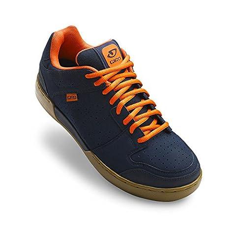 Giro Jacket Shoes Men dress blue/gum Größe 44 2017 Schuhe