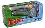 Hornby CC00802 Corgi Thunderbirds TB2 and TB4 Die Cast Model, Green/Yellow