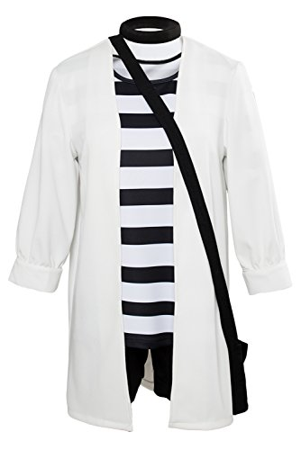 Kostüm Angel Death - Karnestore Angels of Death Rachel Gardner Ray Cosplay Kostüm Damen XXL