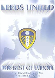 Leeds United The Best of Europe [DVD]