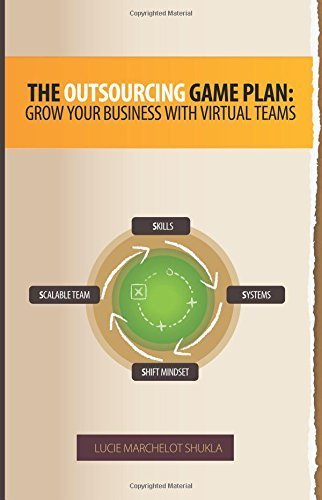 The Outsourcing Game Plan: Grow Your Business With Virtual Teams by Lucie Marchelot Shukla (2015-08-14) par Lucie Marchelot Shukla