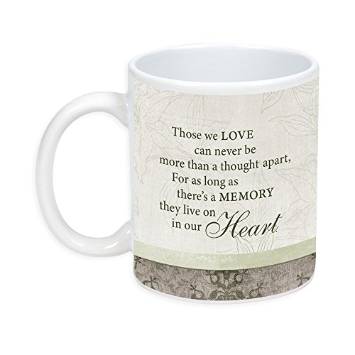Forever in Our Herz 11Oz Keramik Steingut Kaffee Tasse (Starbuck-kaffee-geschenk-korb)