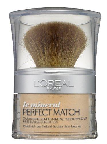 L'Oréal Paris Perfect Match Mineral Puder, W5 Golden Sand