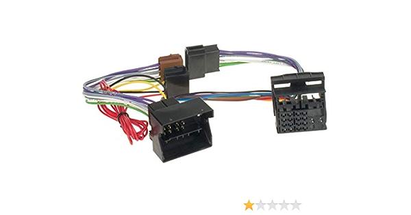 Acv Fse Adapter Für Parrot In Audi Seat Skoda Vw Mit Quadlock Iso 4 Kanal