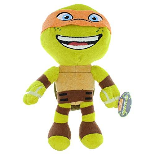Turtles - Michelangelo Plüsch gelb 32cm ()