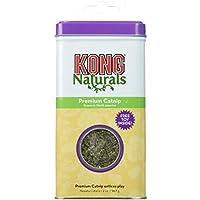 Kong Naturals CN2, Premium Catnip, Herbe de première qualité à chat, 56,7 g / 2 oz