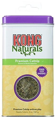 katzeninfo24.de Kong Cat Natural Premium Cat Nip (Size: 2 oz)