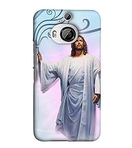 EagleHawk Designer 3D Printed Back Cover for HTC One M9 Plus - D1171 :: Perfect Fit Designer Hard Case