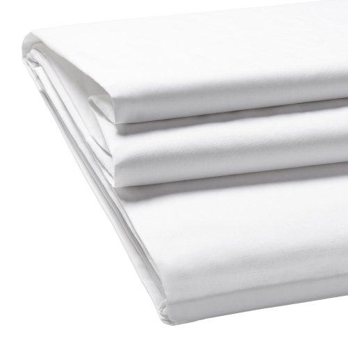 Walimex Stoffhintergrund (2,85x6m) uni/weiß
