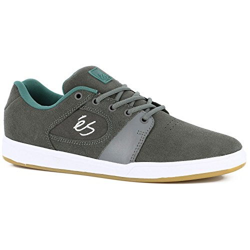 Es Skateboard-schuhe (ES Skateboard Shoes THE ACCELERATE GRAY Size 10)