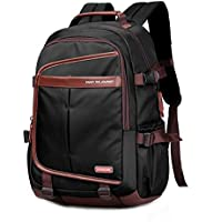 BaBaSM Praktisch Männer Rucksack Multifunktions Wasserdichte Oxford 15 Zoll Laptop Travel Business Taschen