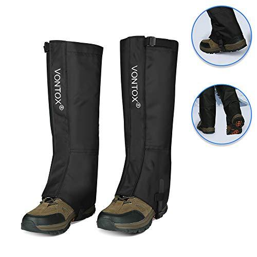 da Donna Pioggia stabili Sci Invernali Neve Unisex da Uomo Stivali da Equitazione Resistenti allAcqua per Camminare Caldi