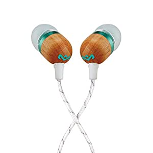 House of Marley EM-JE041-MN In-Ear Headphone With Mic (Mint)
