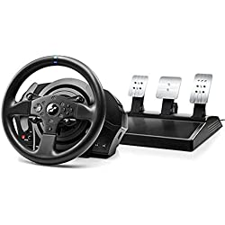 1 de Thrustmaster T300RS GT Edition - Volante - PS4 / PS3 / PC - Force Feedback - 3 Pedales - Licencia Oficial GT Sport