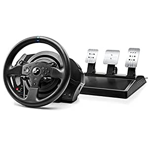 thrustmaster volant t300rs gt edition licence officielle gran turismo volant retour de. Black Bedroom Furniture Sets. Home Design Ideas