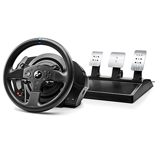 fanatec csl elite Thrustmaster T300 RS GT Edition (Lenkrad inkl. 3-Pedalset, Force Feedback, 270° - 1080°, Eco-System, PS4 / PS3 / PC)