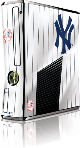 MLB - New York Yankees - New York Yankees Home Jersey - Microsoft Xbox 360 Slim (2010) - Skinit Skin by Skinit (Mlb-spiele Für Xbox)