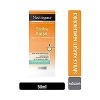 Neutrogena Sivilce Karşıtı Yağsız Yüz Nemlendiricisi 50ml, 50 ml