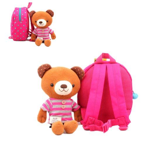 Yantzi S Yantzi's Cm Star Super Baby Toddler Kids Safety Harness Backpack Bag