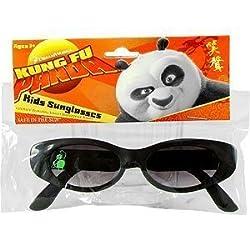 Kids Kung Fu Panda Sunglasses - 1 pair,(SunTime)