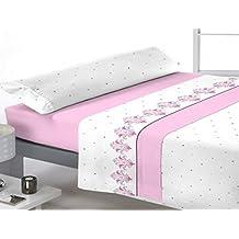 Juego de cama Termico Malay cama de 180 02 Fresa