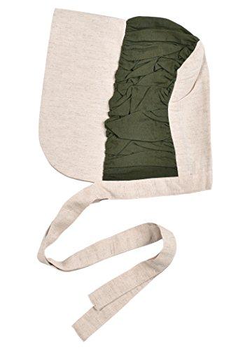 Mittelalterliche Haube (Mittelalterliche Haube, zweifarbig, versch. Ausführungen von Battle-Merchant Farbe)
