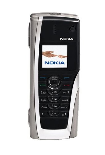 Nokia 9500 Smartphone 3G, Wi-Fi, MP3/Video Player, MMC - 3g-mp3-video-player
